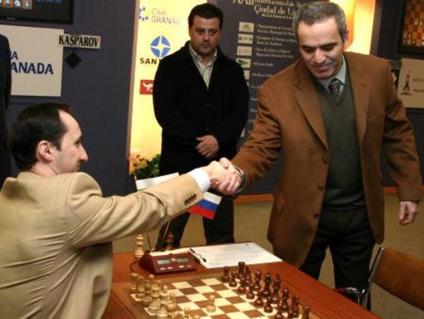 Kasparov vs Topalov: la partida del milenio