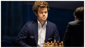 Magnus Carlsen, ¡el gran maestro!