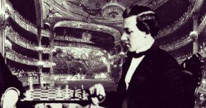 Partidas famosas de ajedrez: Morphy y el Duque de Brunswick