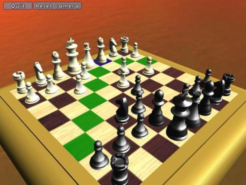 PouetChess, un videojuego que amarás