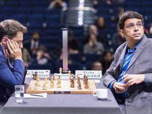 Aronian vs Anand, Wijk aan Zee 2013