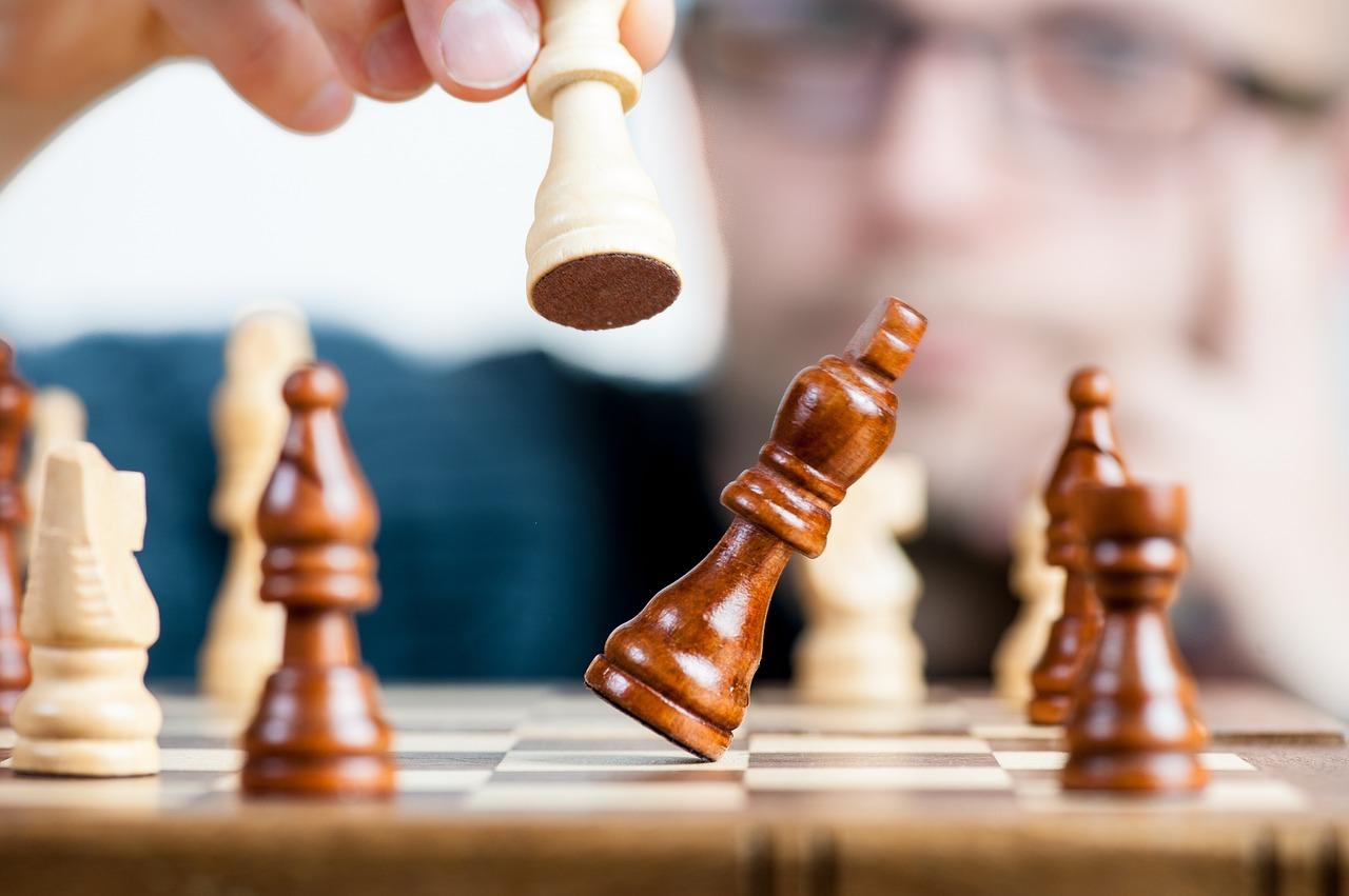 La clavada en ajedrez