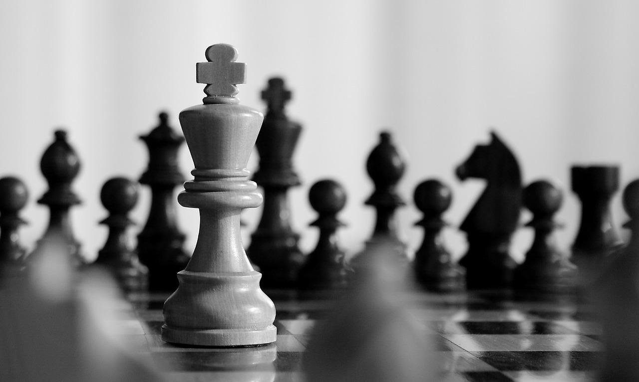 El enroque, una estrategia básica del ajedrez